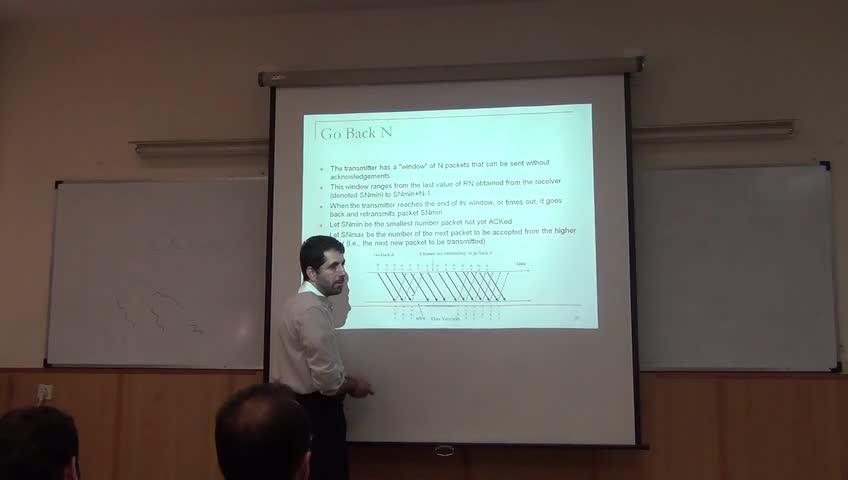 شبکه مخابرات داده - جلسه دوازدهم - مثال هایی از لایه پیوند داده ها، HDLC و ATM