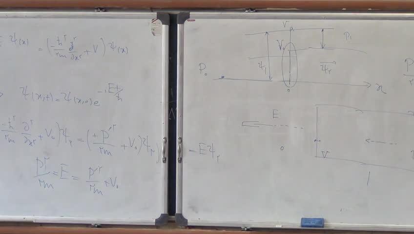 مکانیک کوانتیک ۱ - جلسه هجدهم - بخش ٢