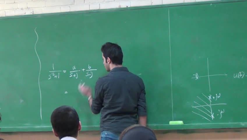 کنترل اتوماتیک (کنترل خطی) - جلسه دوم