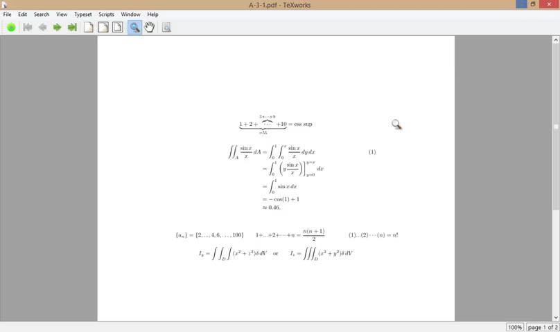 آموزش لتکس (LATEX) - جلسه پانزدهم - چگونه یک تابع یا عملگر را خودمان تعریف کنیم؟