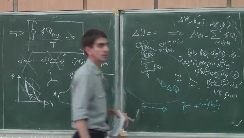 ترمودینامیک و مکانیک آماری ۱ - جلسه ششم - بخش ٢