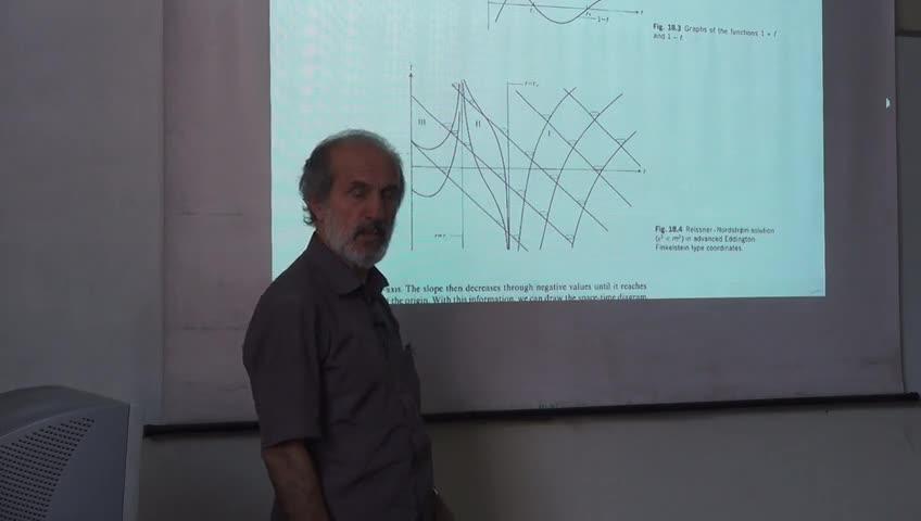 گرانش و نسبیت عام ٢ - جلسه دوم - سیاهچاله های باردار